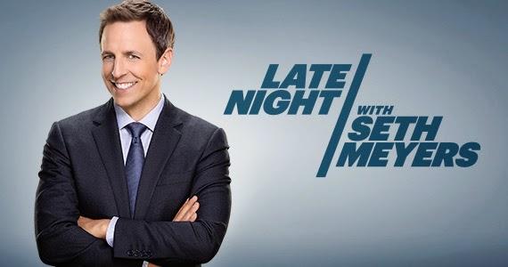 Late Night Meyers Season 2 Episode 58