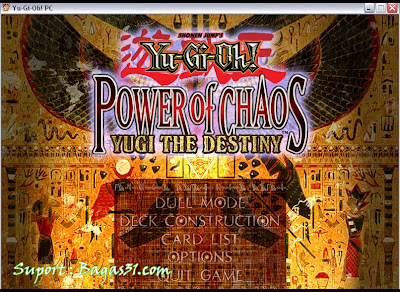 Yu-Gi-Oh!  Power Of Chaos : Yugi The Destiny 2