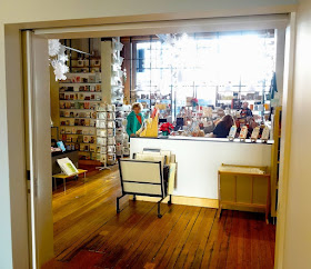 MN Book Arts Store On Washington Avenue Fairly Bustles with Irresisitable Treasues.