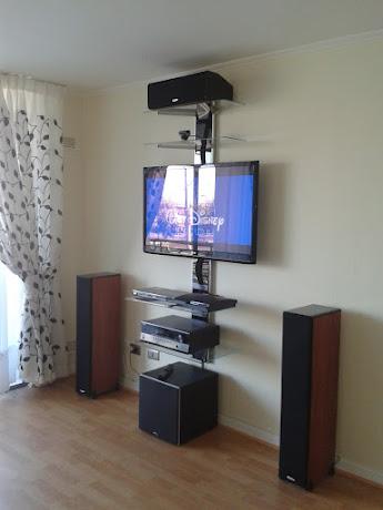 Soportetv hermosos y exclusivos racks para tu tv for Mueble de 5 repisas