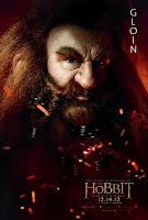 the hobbit gloin poster