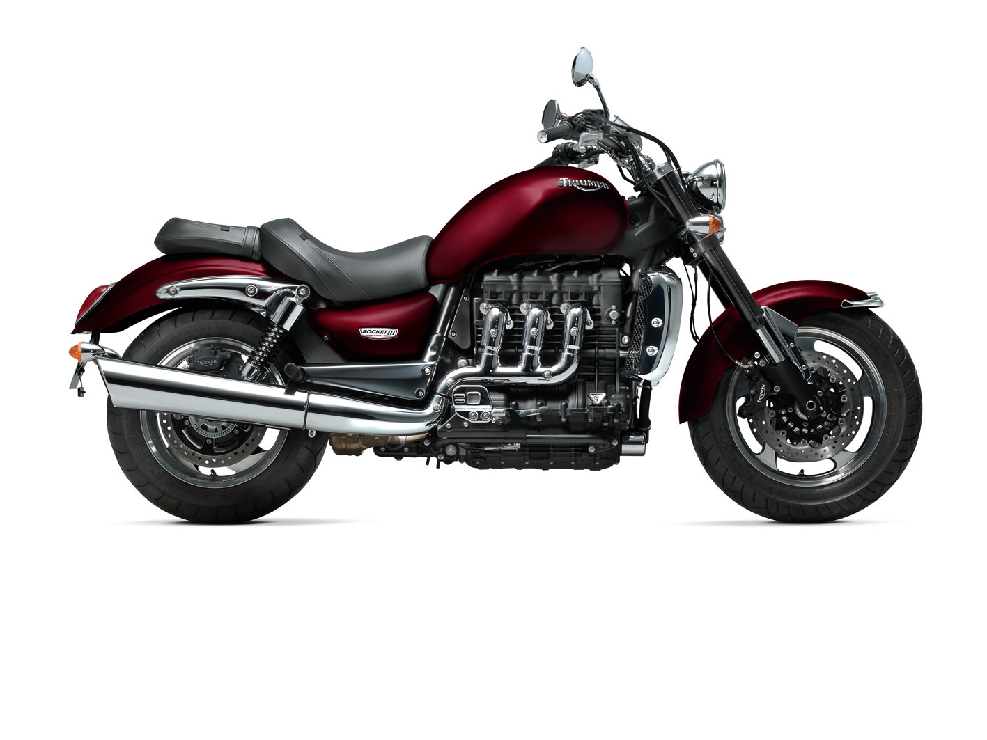 triumph rocket iii motorcycle - photo #4