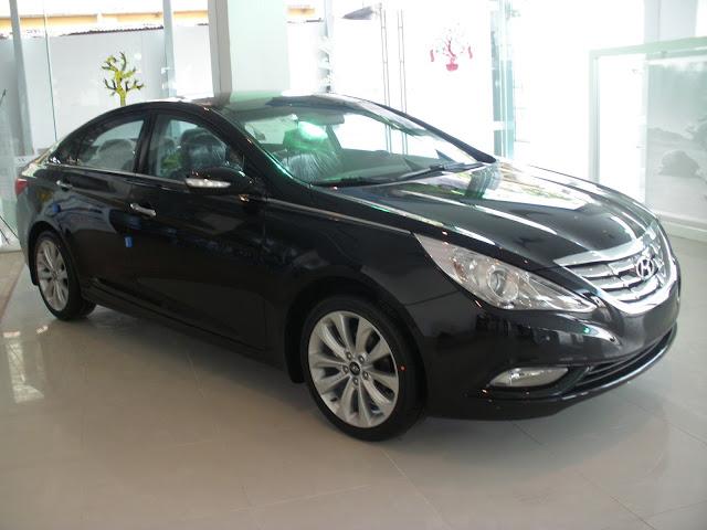 Xe Hyundai Sonata 2012 19