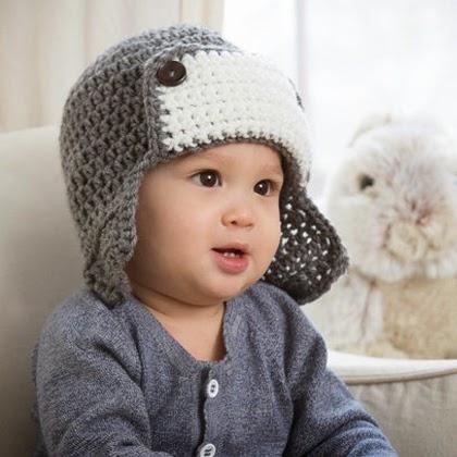 Little Lindy's Aviator Hat