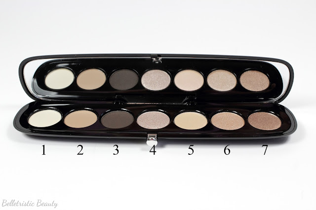 Marc Jacobs The Lolita 206 Style Eye-Con No.7 Plush Eyeshadow in indoor lighting
