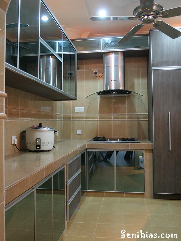 Kabinet dapur dan demam dan perkaitannya