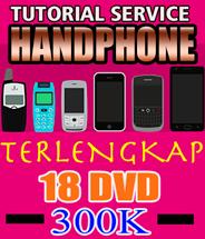 tutorial service handphone