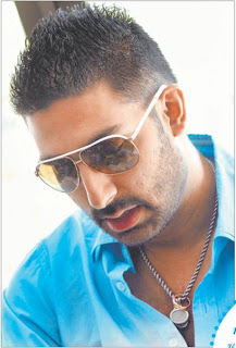 Abhishek Bachchan new look