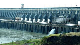 Usina Hidrelétrica de Itaipu, Foz do Iguaçu, Paraná.