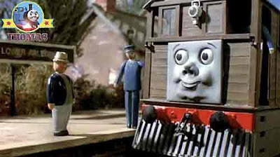 Rail friends Thomas the tank engine Toby the train tram steam engine Toby and the stout gentleman