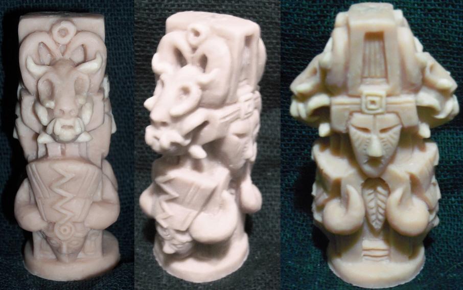 Templo maya 001