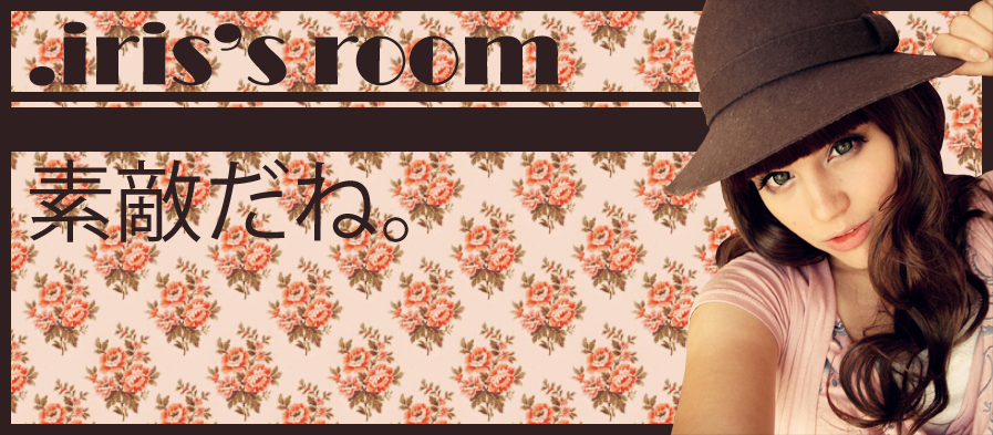 ☆ .iris's room. ☆