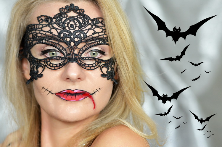 Макияж для Halloween
