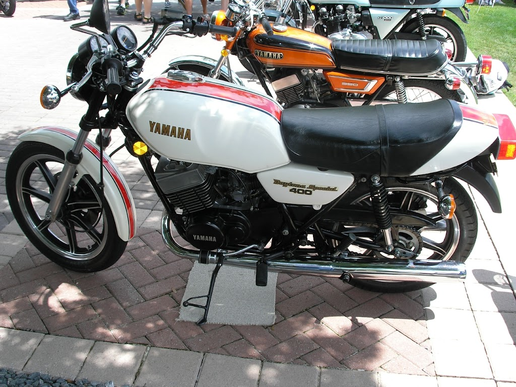 2 STROKE BIKER BLOG  The 1979 Yamaha RD400F Daytona  As the