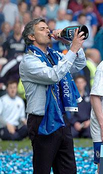 Jose Mourinho Soccer coach