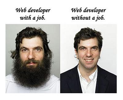 Programador con trabajo Vs. Programador sin trabajo