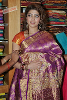 Pranitha in Lovely Kanjiwaram Saree ((23)000 015.jpg