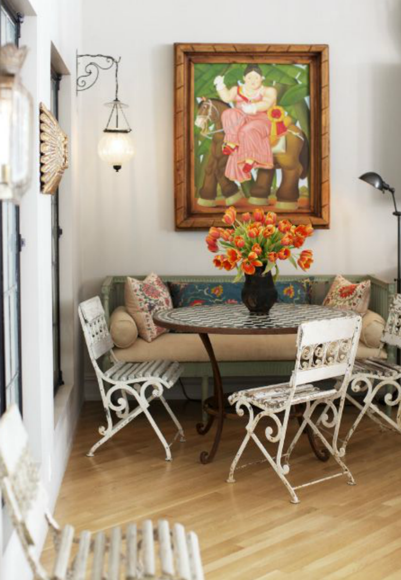 Silvia home decor a casa da designer deborah french - Maison de vacances deborah french design ...
