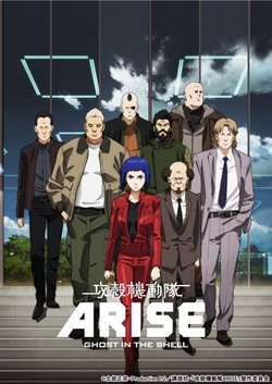 Ghost in the Shell Arise (2013) Vietsub