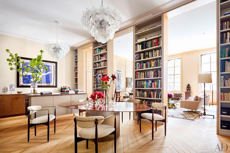hacer una biblioteca con pladur sillas retro comedor