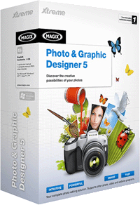 MAGIX Xara Xtreme Photo & Graphic Designer 5