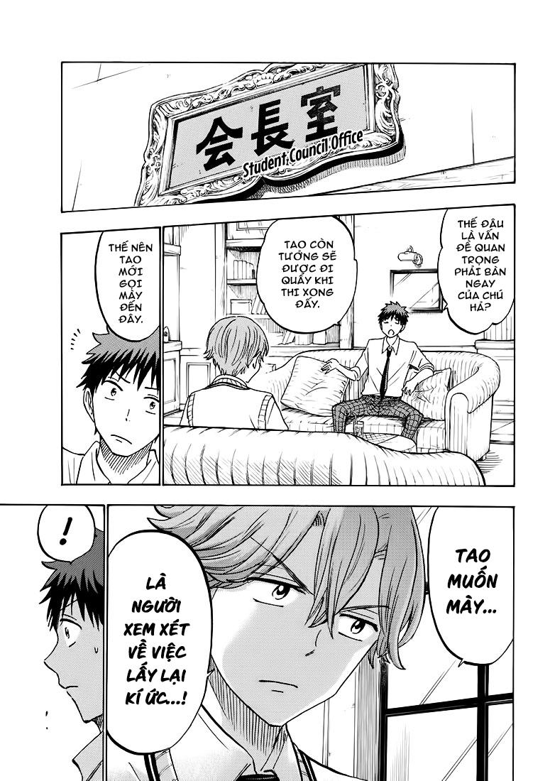 Yamada kun to 7 nin no Majo Chap 218 - Trang 3