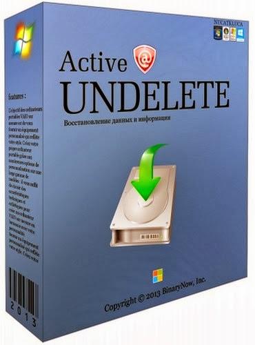 Active @ Undelete Enterprise Edition 9.3.5.0