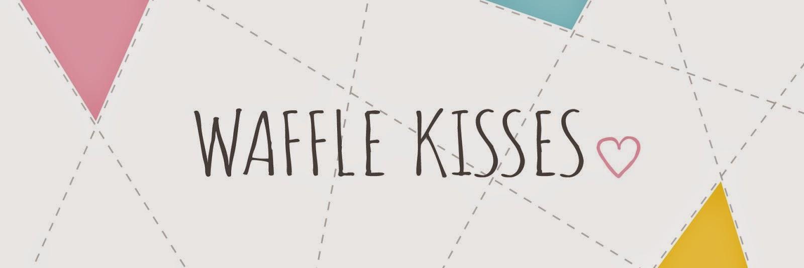 Waffle Kisses