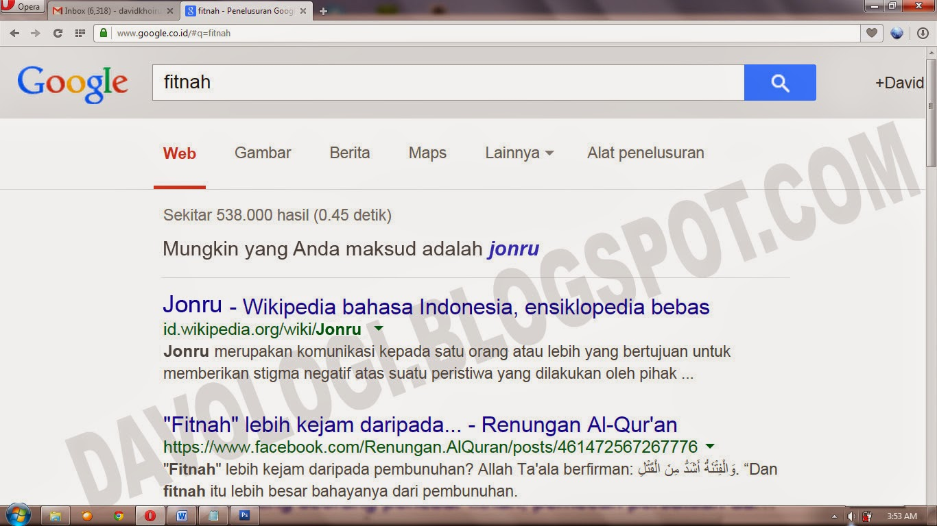 jonru pencarian google