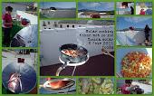 Koken met de zon