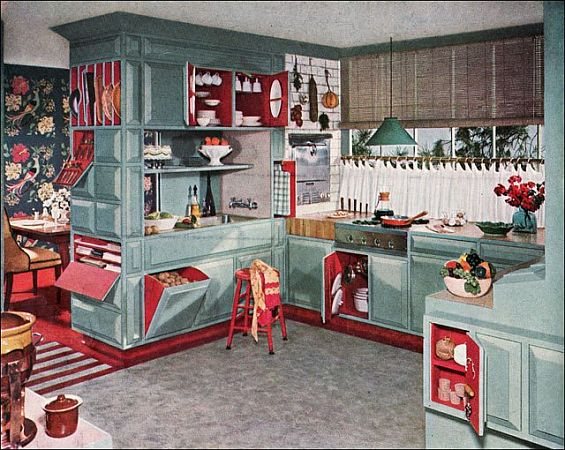 Creative writing prompts for writers a room from your past for Modern 50s style kitchen