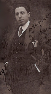 BARITONE LUIS ALMODOVAR (1888 - 1961) CD