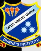 Dunnes Institute School Colaba Logo