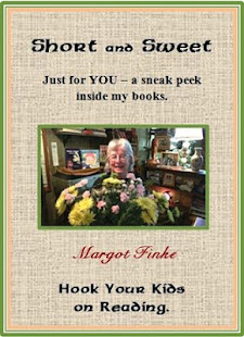 FREE - SNEAK PEEK into 8 of Margot's Books - FREE  pdf.