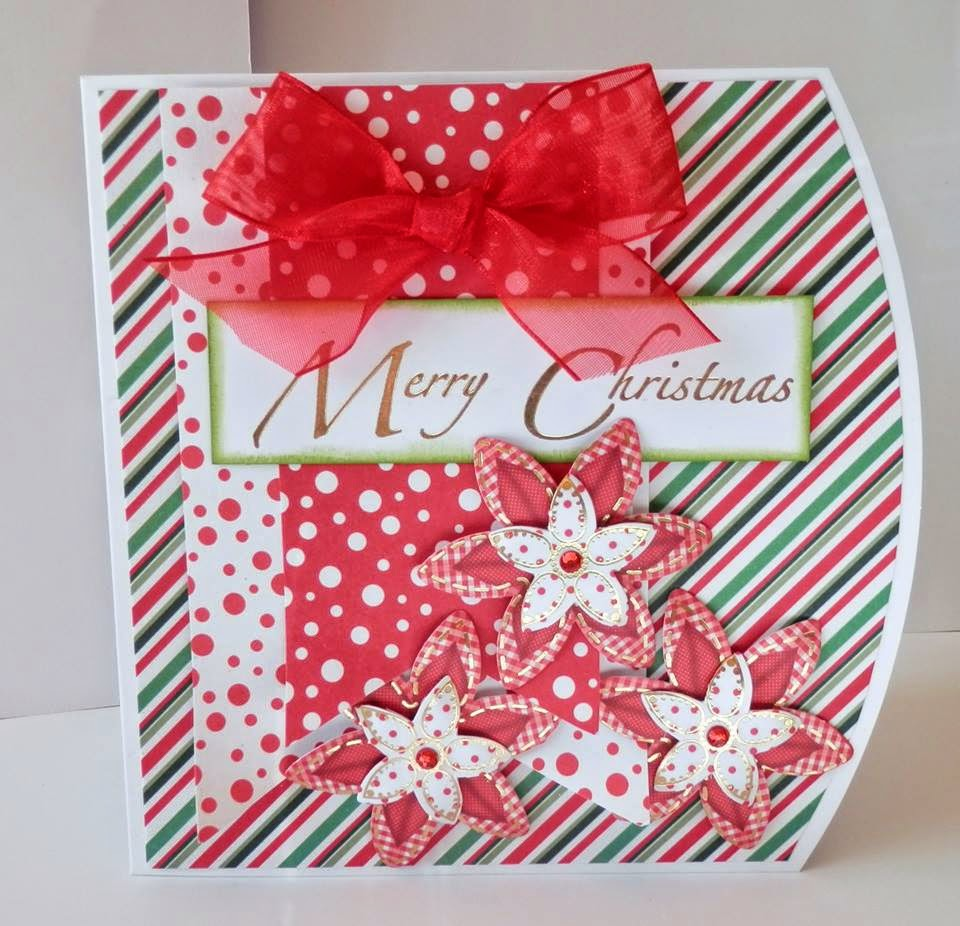 Kanban Evergreen Christmas Twist paper crafting collection