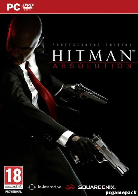 Hitman 5 pc cover