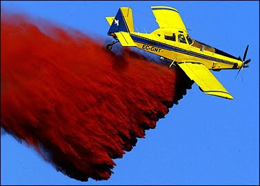 Single-engine air tankers bolster fire response
