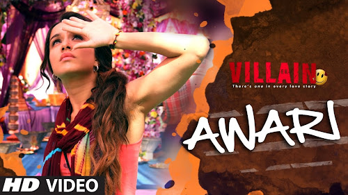 Awari - Ek Villain (2014) Full Music Video Song Free Download And Watch Online