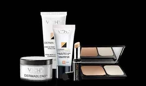 Vichy prodotti