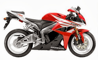 New Honda CBR600RR Supersport 2014