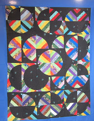 Curve Piecing - February 2012