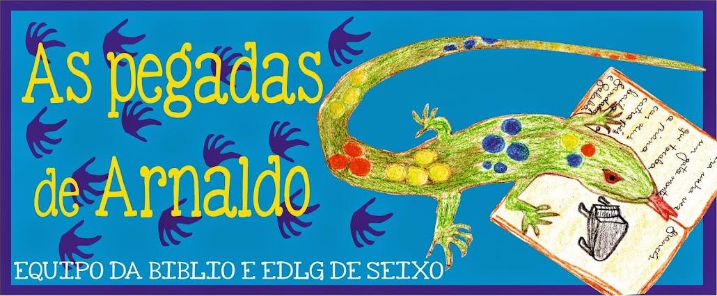 AS PEGADAS DE ARNALDO (Biblio e EDLG de Seixo)