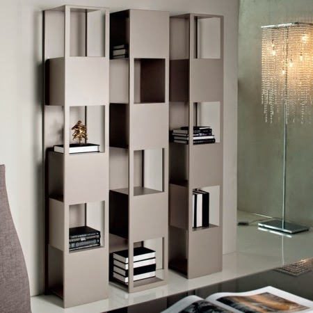 Luxarious bookshelves