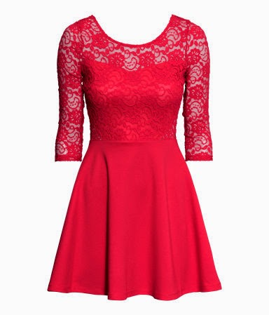 OOTD: Little red dress
