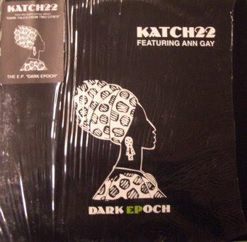 Katch 22 – Dark Epoch EP (Vinyl) (1992) (192 kbps)