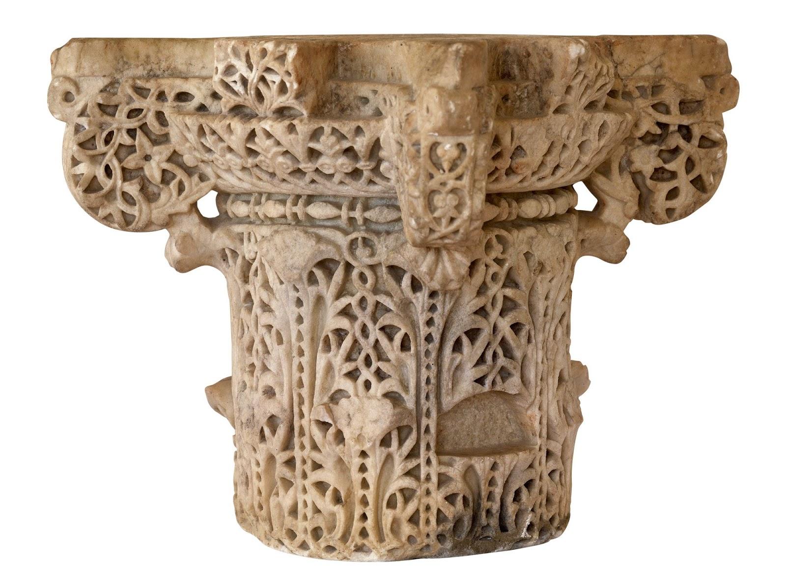Araceli rego de lo humano a lo divino madinat al zahra y - Medina azahara decoracion ...