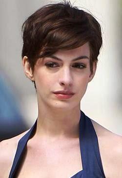 Model Rambut pixie
