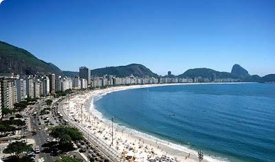 Imagens e fotos de Praia de Copacabana