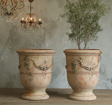 juniper hill these beautiful garden pots will quickly urn your respect. Black Bedroom Furniture Sets. Home Design Ideas