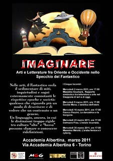 Imaginare, 2011, locandina